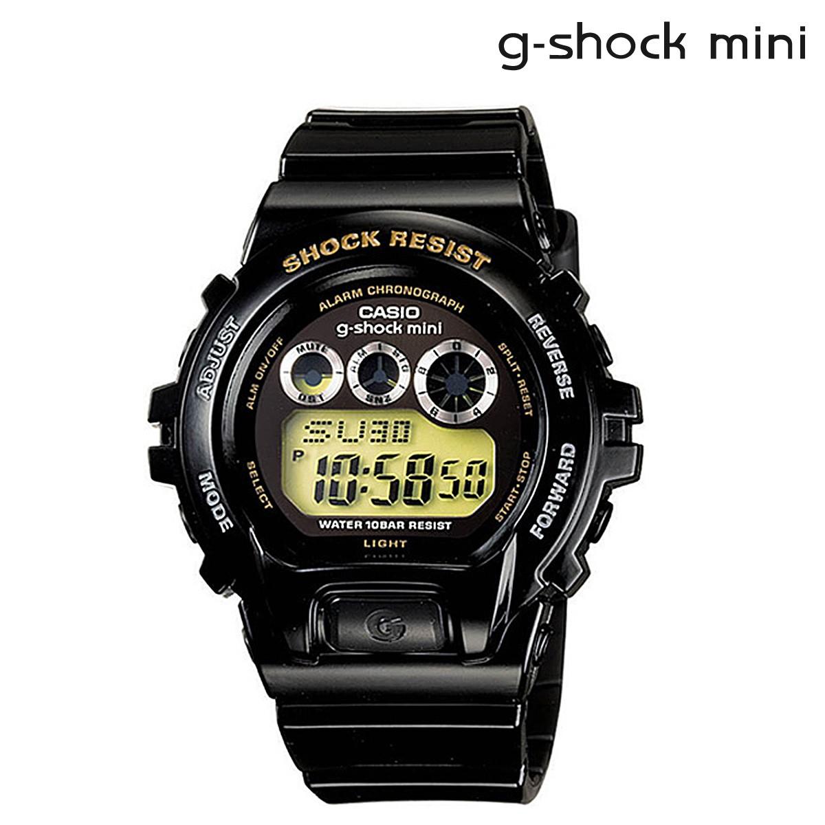 カシオ CASIO g-shock mini 腕時計 GMN-691G-1JR ジーショック ミニ Gショック G-ショック レディース [3/8 追加入荷]