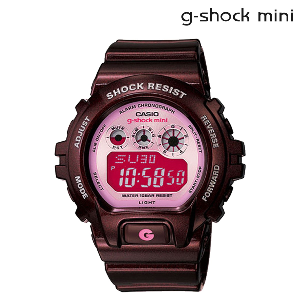 カシオ CASIO g-shock mini 腕時計 GMN-692-5JR ジーショック ミニ Gショック G-ショック レディース [3/15 再入荷]