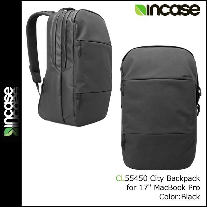 インケース INCASE リュック バックパック CL55450 CITY COLLECTION BACKPACK メンズ レディース ブラック
