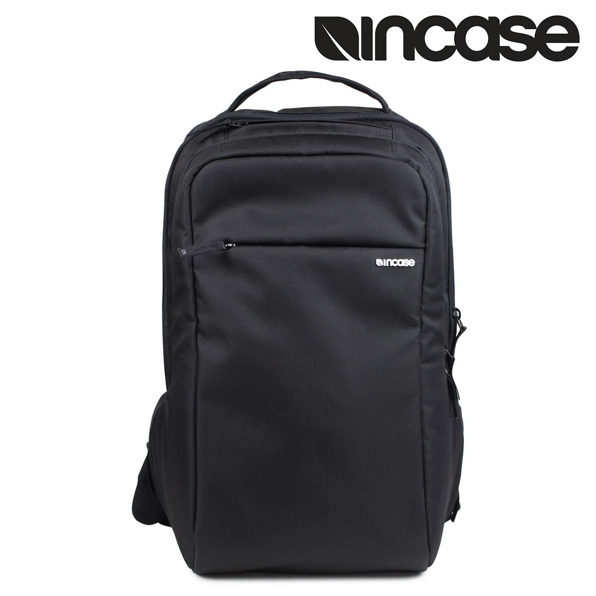 インケース INCASE リュック バックパック CL55532 ICON BACKPACK NYLON メンズ ブラック