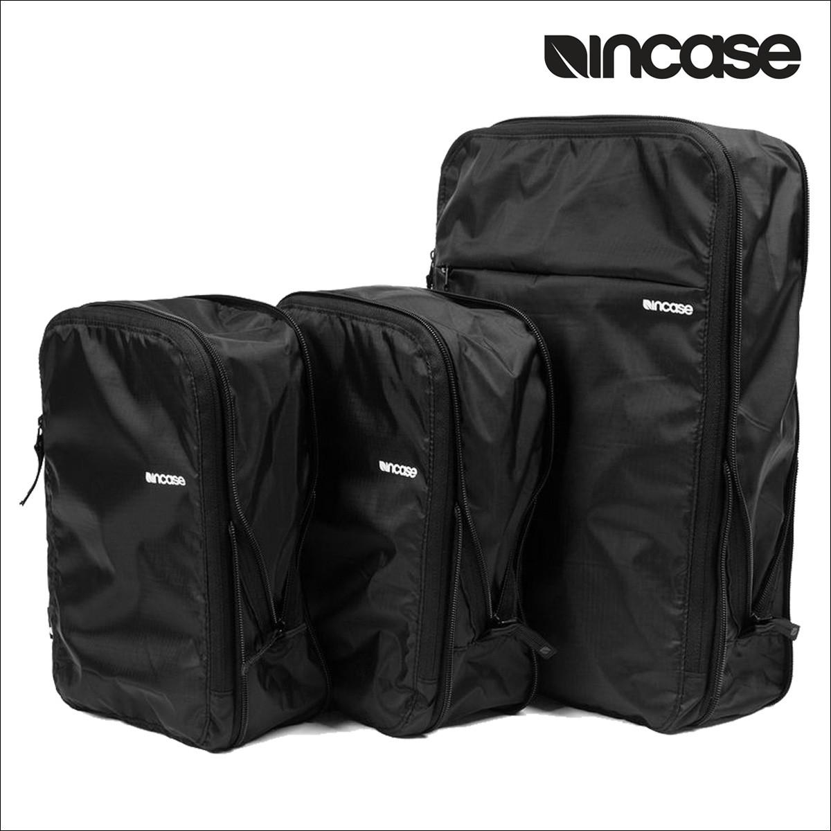 INCASE インケース バッグ インサートバッグ TRAVEL MODULAR STORAGE 3 PACK CL90028 レディース メンズ ブラック