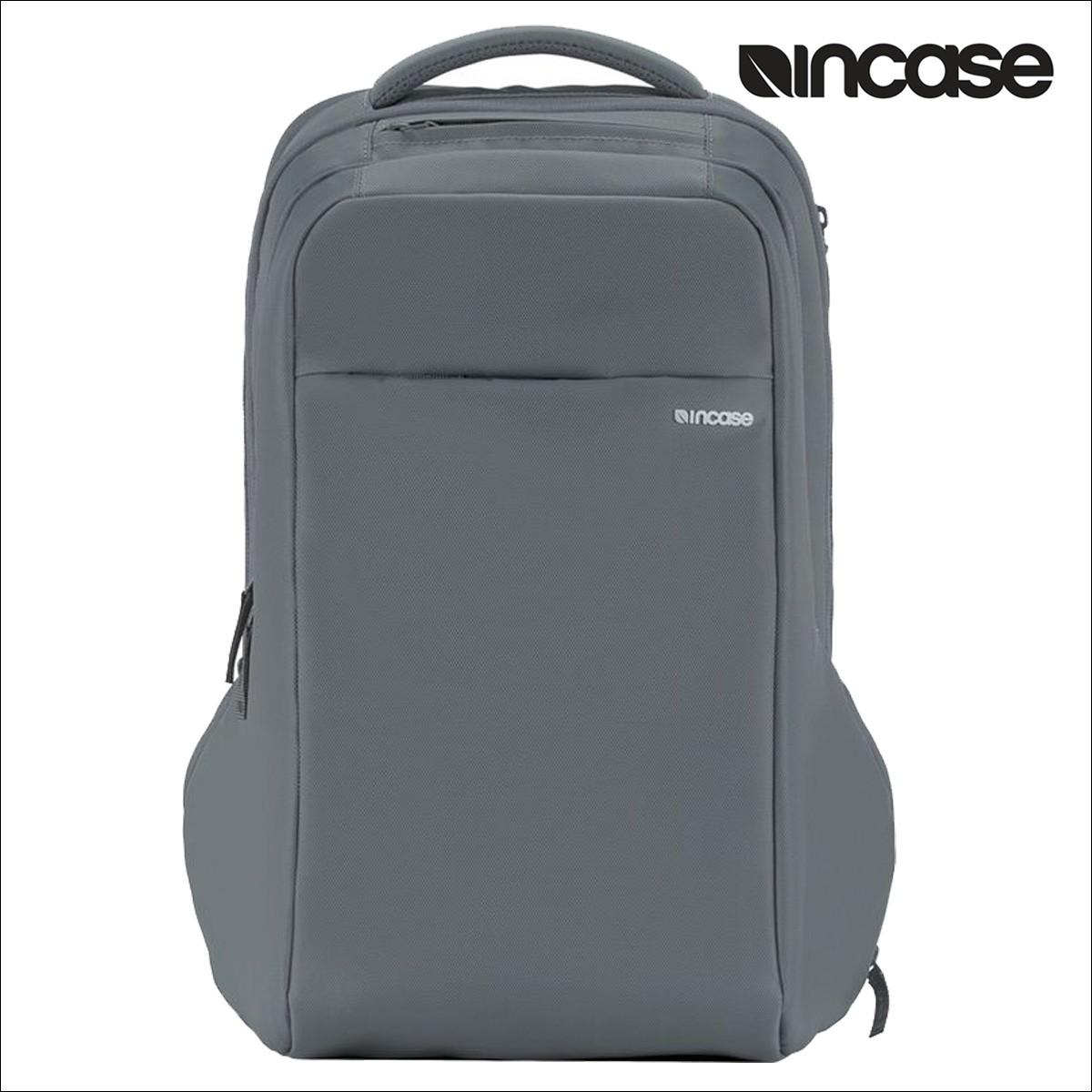 INCASE インケース バックパック リュック 20L ICON BACKPACK CL55533 レディース メンズ グレー [4/11 新入荷]