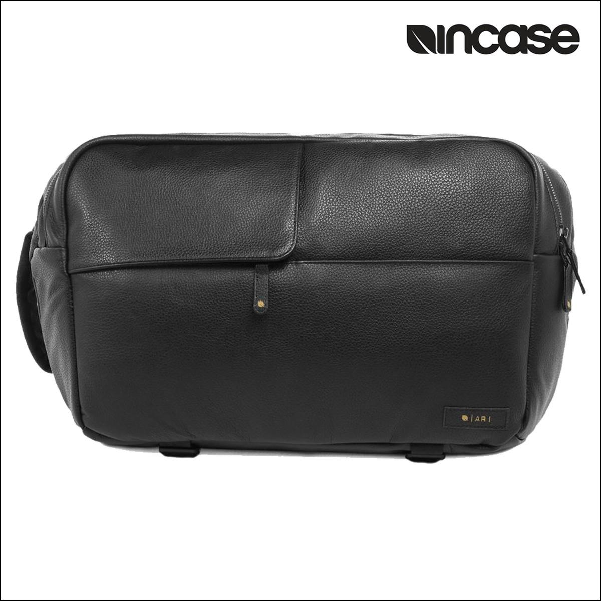 INCASE インケース カメラ バッグ ARI MARCOPOULOS CAMERA BAG CL58107 レディース メンズ ブラック [1/17 再入荷]