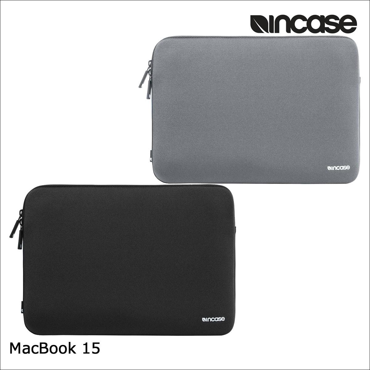 INCASE インケース バッグ パソコンバッグ PCケース 15インチ ARIAPRENE CLASSIC SLEEVE FOR 15 INMB10073 レディース メンズ ブラック [4/11 新入荷]