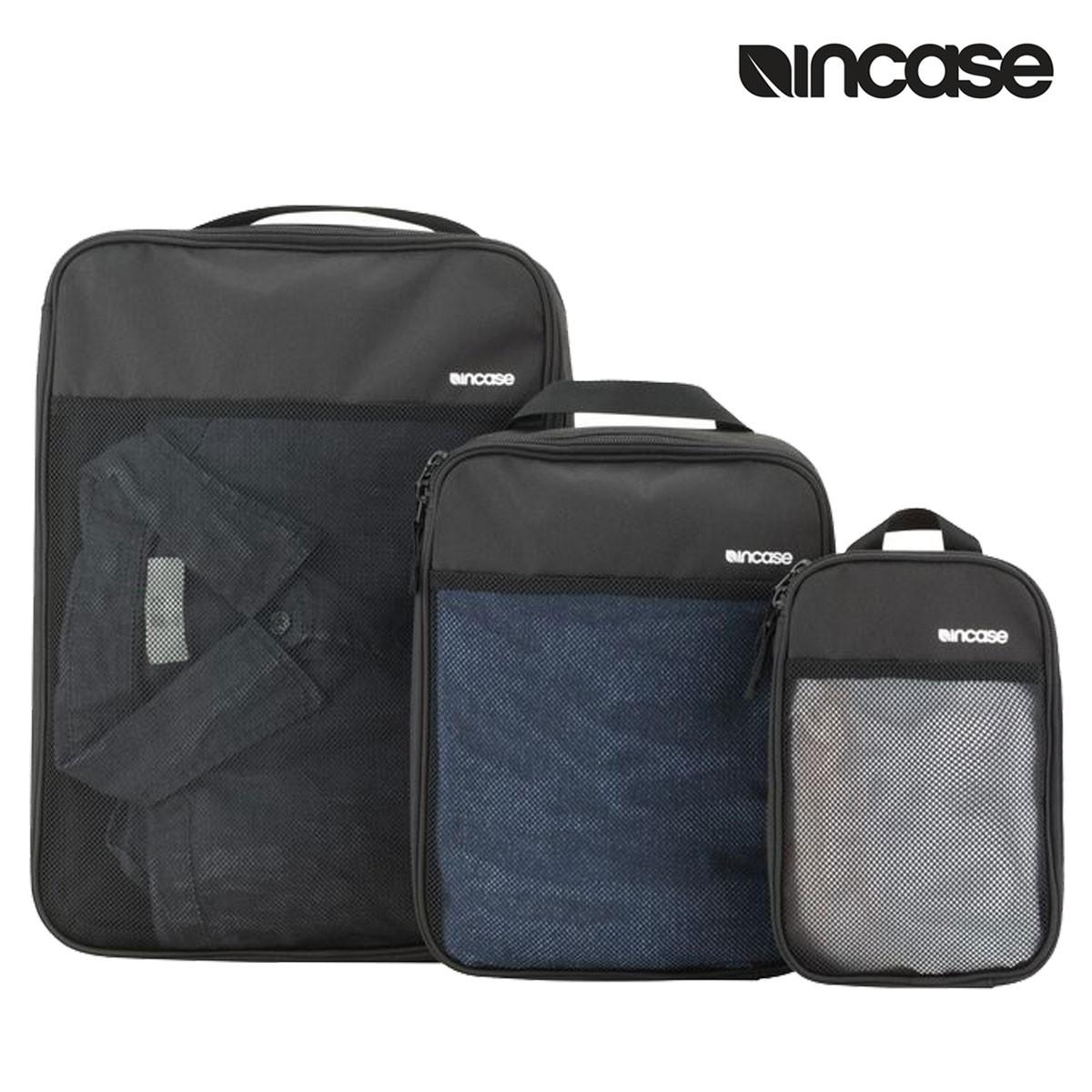 INCASE インケース バッグ インサートバッグ MODULAR MESH 3 PACK INTR400179 レディース メンズ ブラック
