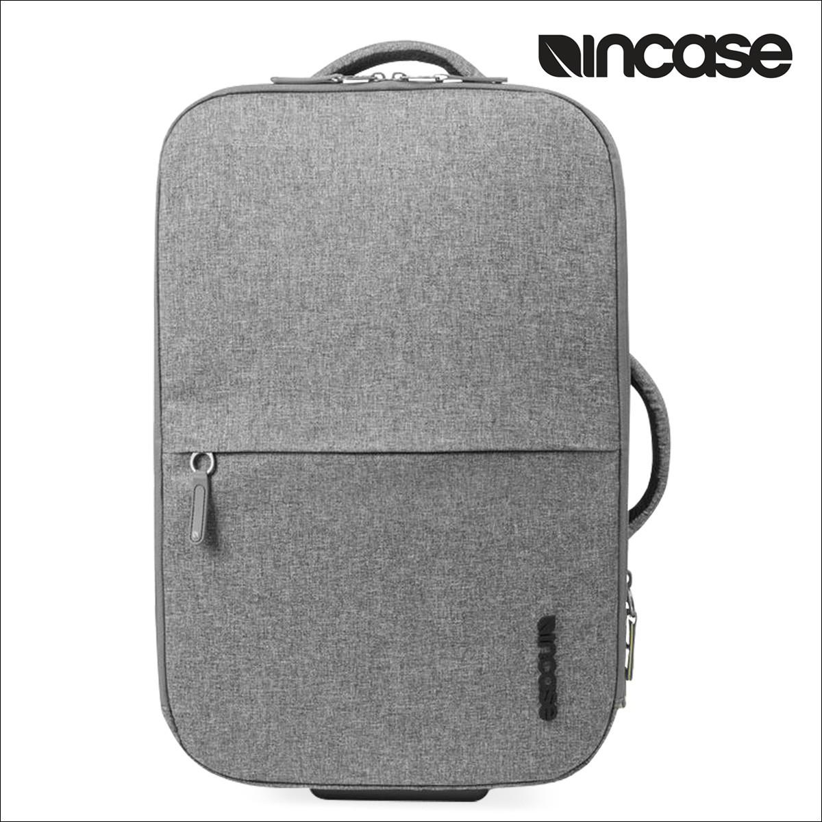 INCASE インケース キャリーバッグ スーツケース キャリーケース バック EO TRAVEL ROLLER CL90019 メンズ レディース グレー [1/17 再入荷]