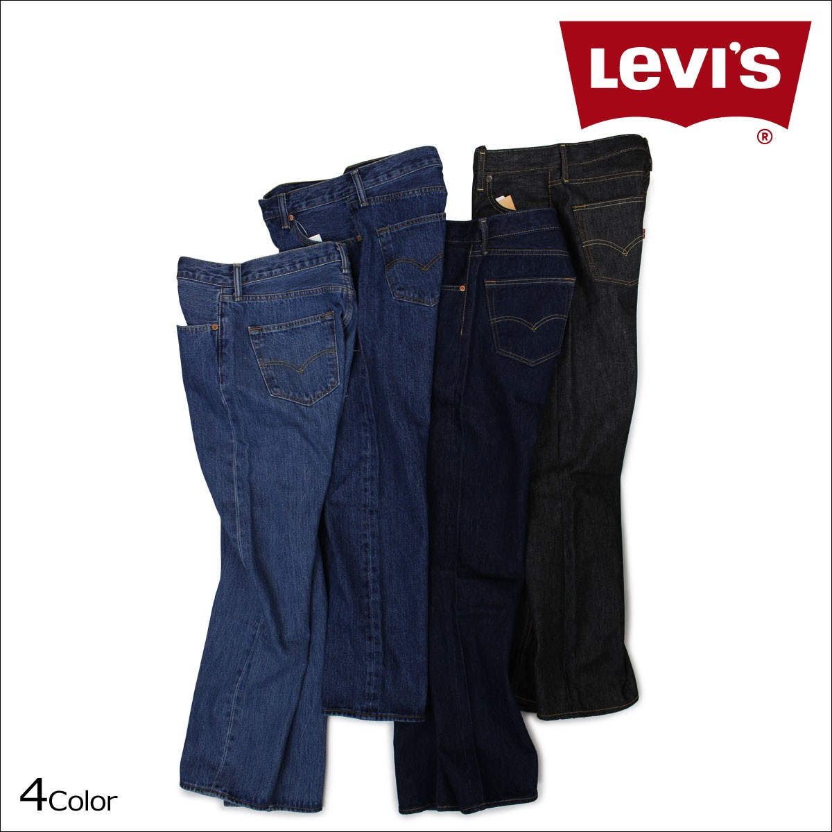 リーバイス 501 LEVI'S ストレート メンズ デニム パンツ ORIGINAL FIT