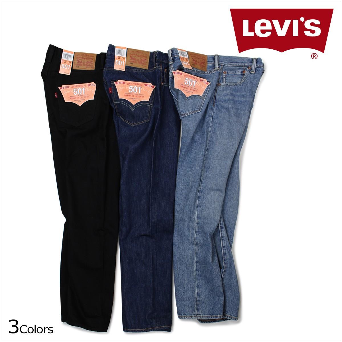 リーバイス 501 LEVI'S ストレート メンズ デニム パンツ ORIGINAL FIT ADVANCED CORE & GARMENT DYE