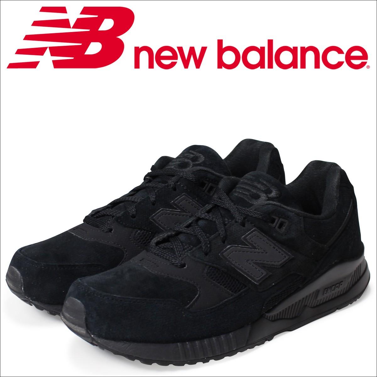 ニューバランス 530 メンズ new balance スニーカー M530AK Dワイズ 靴 ブラック 【CLEARANCE】【返品不可】