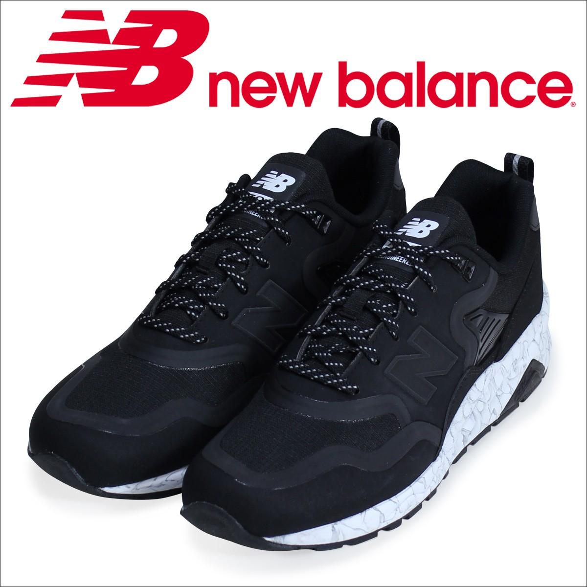 ニューバランス 580 メンズ new balance スニーカー MRT580TB Dワイズ 靴 ブラック