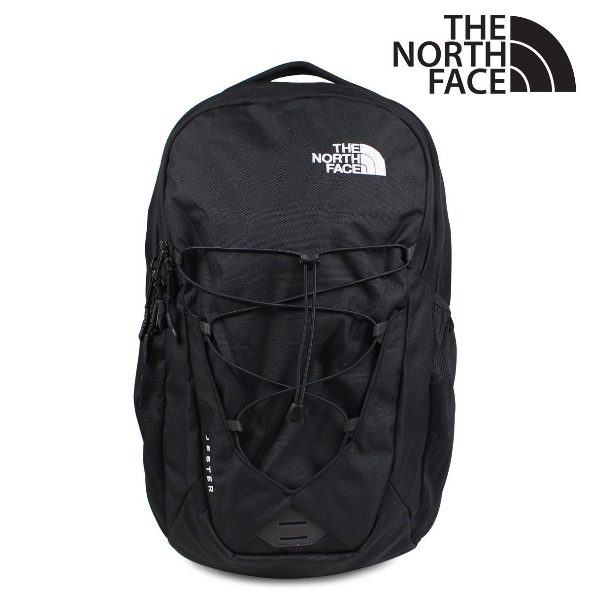 ザノースフェイス THE NORTH FACE リュック メンズ バックパック JESTER T93KV7JK3 ブラック [9/19 新入荷]
