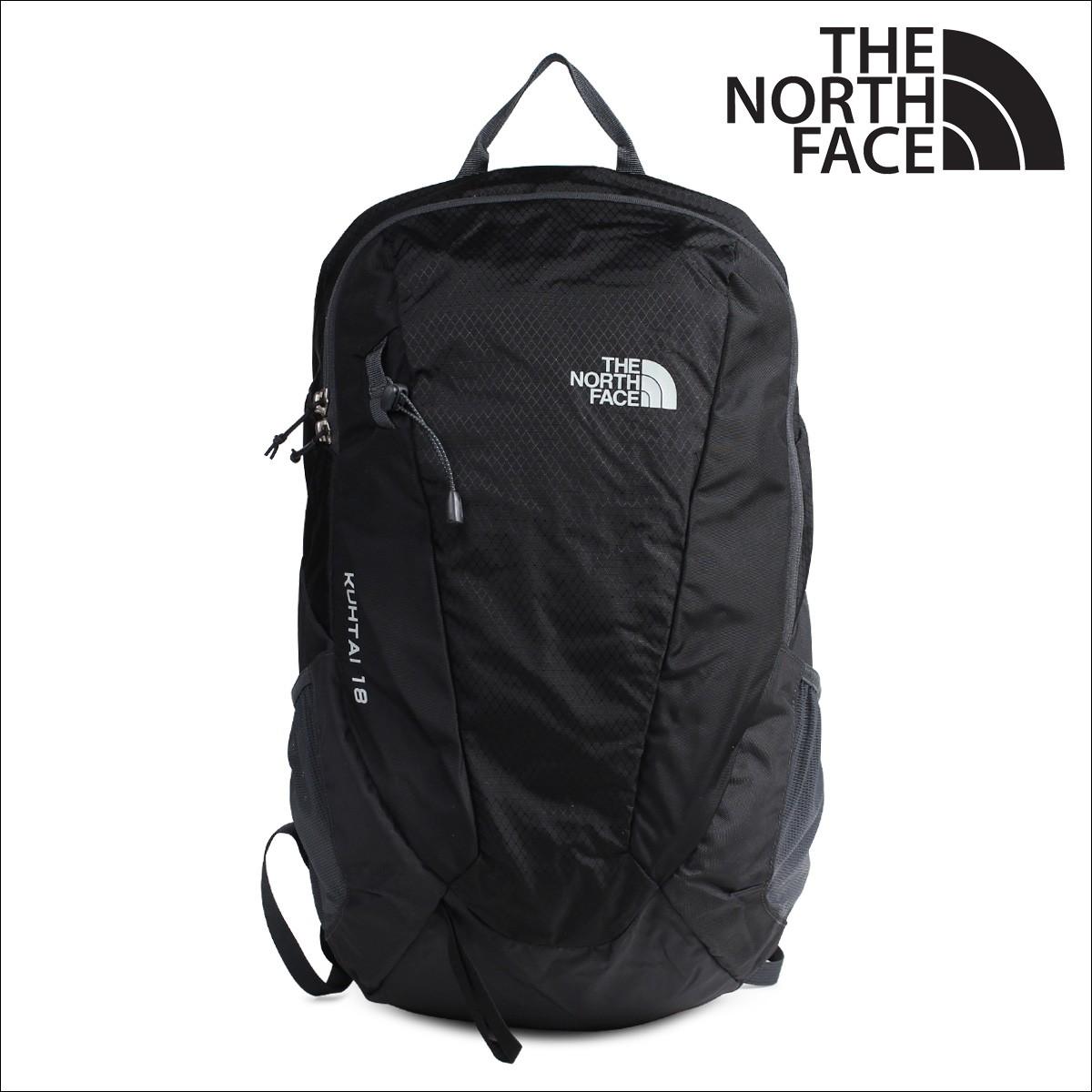 THE NORTH FACE リュック ノースフェイス メンズ レディース バックパック KUHTAI 18 NF0A2ZDK ブラック [176]