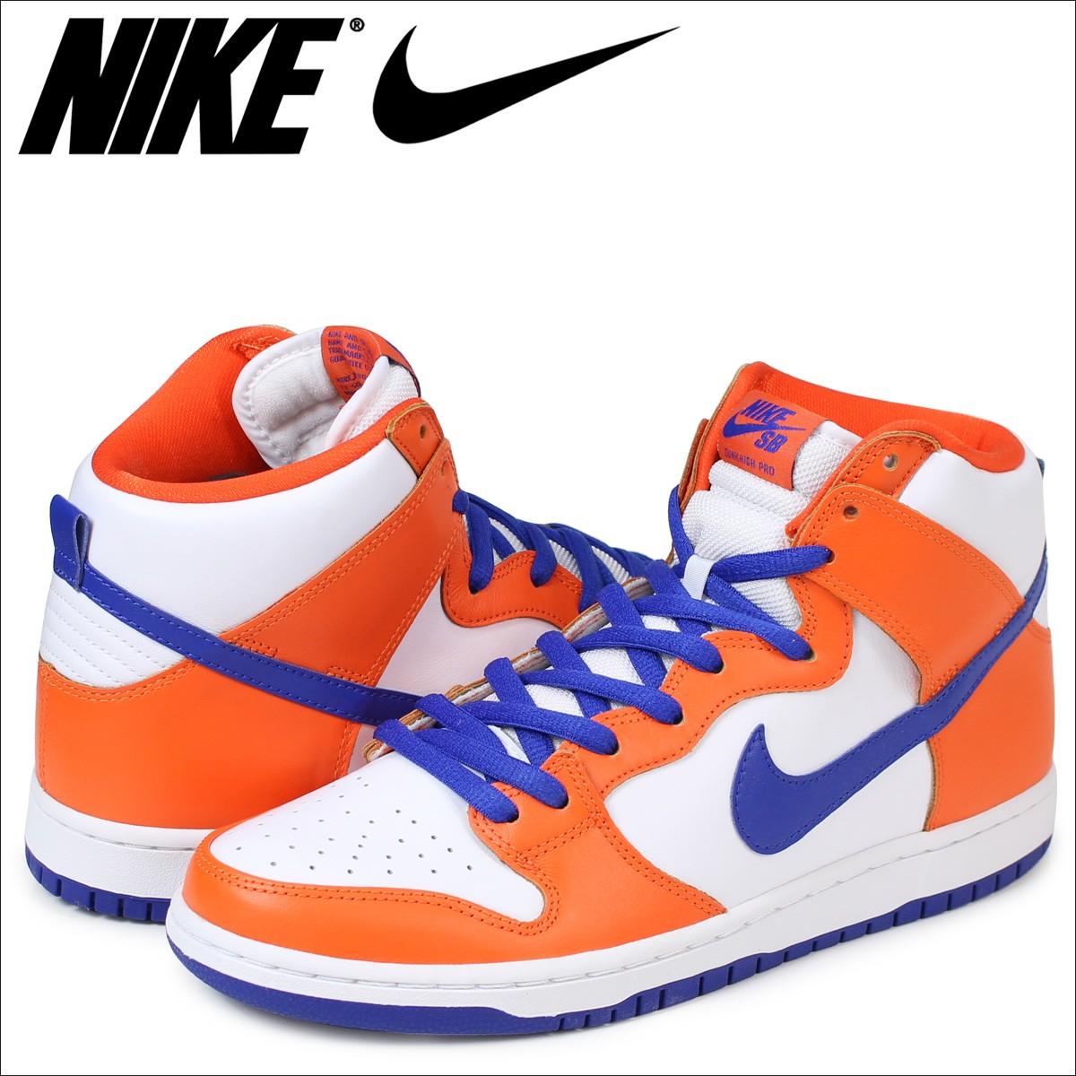 ナイキ NIKE SB ダンク ハイ スニーカー DUNK HIGH TRD QS AH0471-841 DANNY SUPA メンズ 靴 オレンジ [12/6 新入荷]