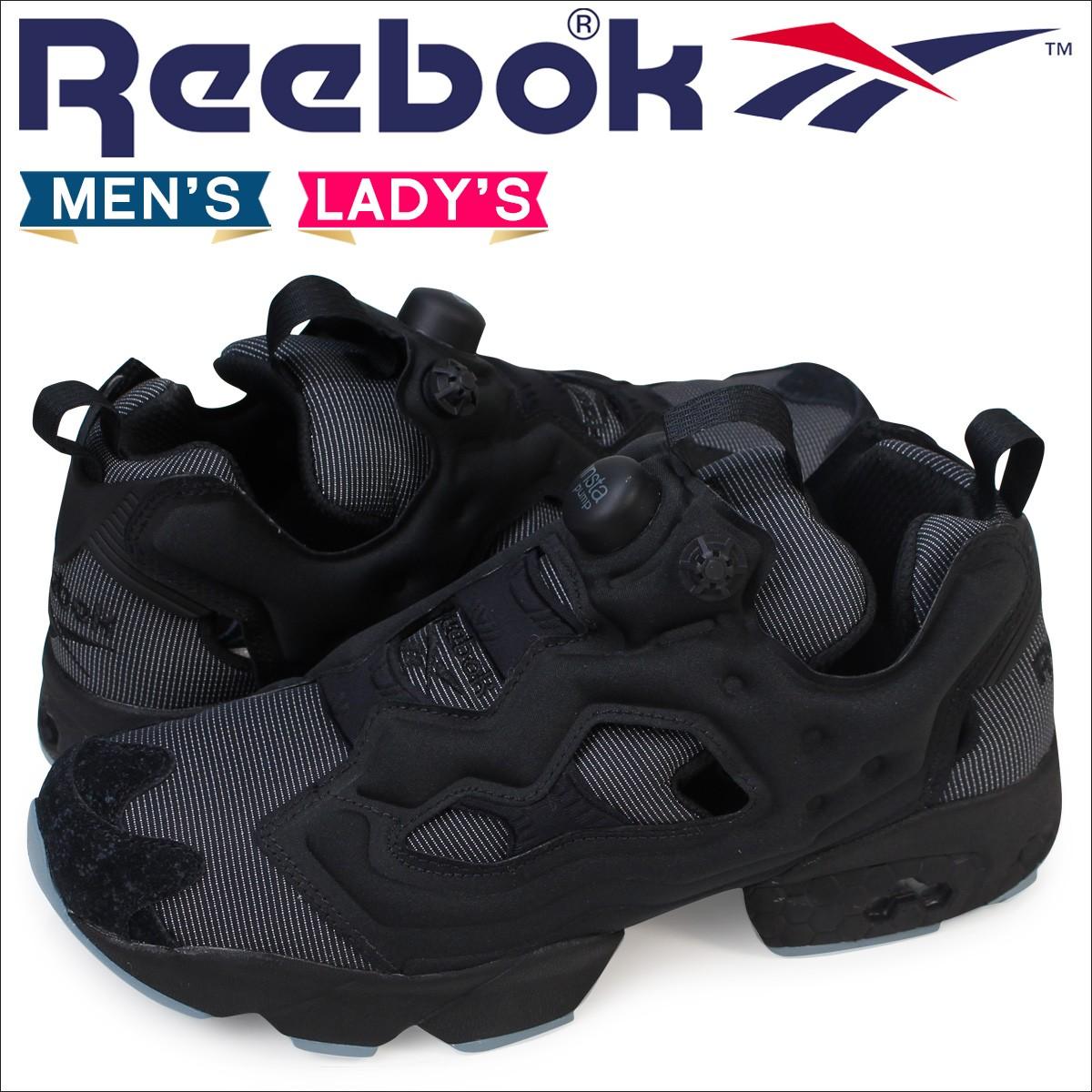 リーボック ポンプフューリー スニーカー Reebok INSTAPUMP FURY MTP BD1502 メンズ レディース 靴 ブラック [12/6 再入荷]