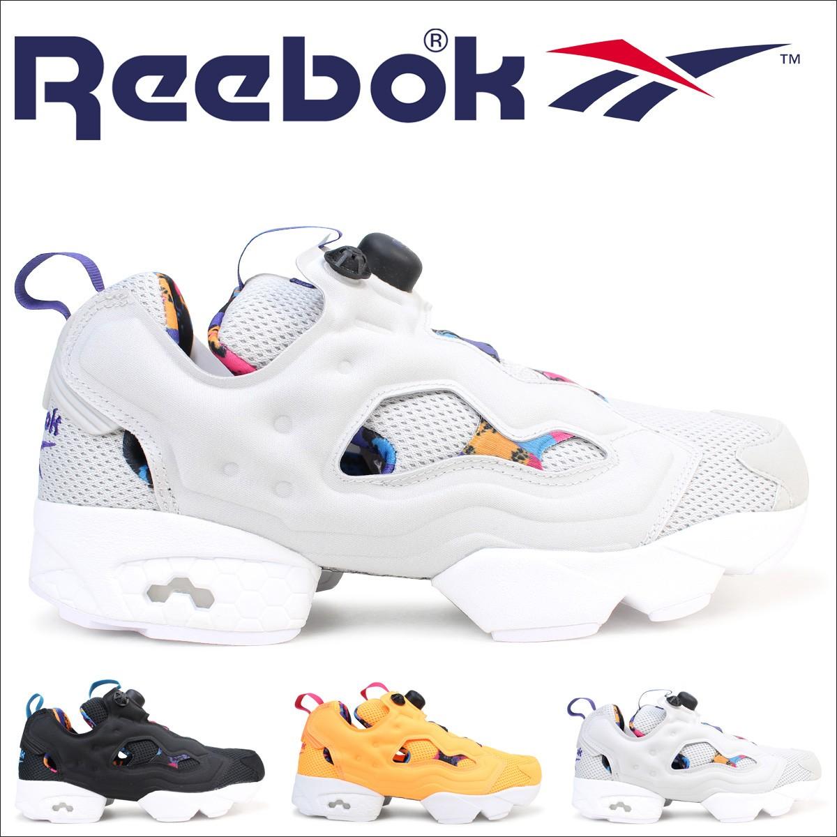 リーボック ポンプフューリー スニーカー Reebok INSTAPUMP FURY OG AR BD1506 BD1507 BD1508 メンズ 靴 ブラック イエロー グレー