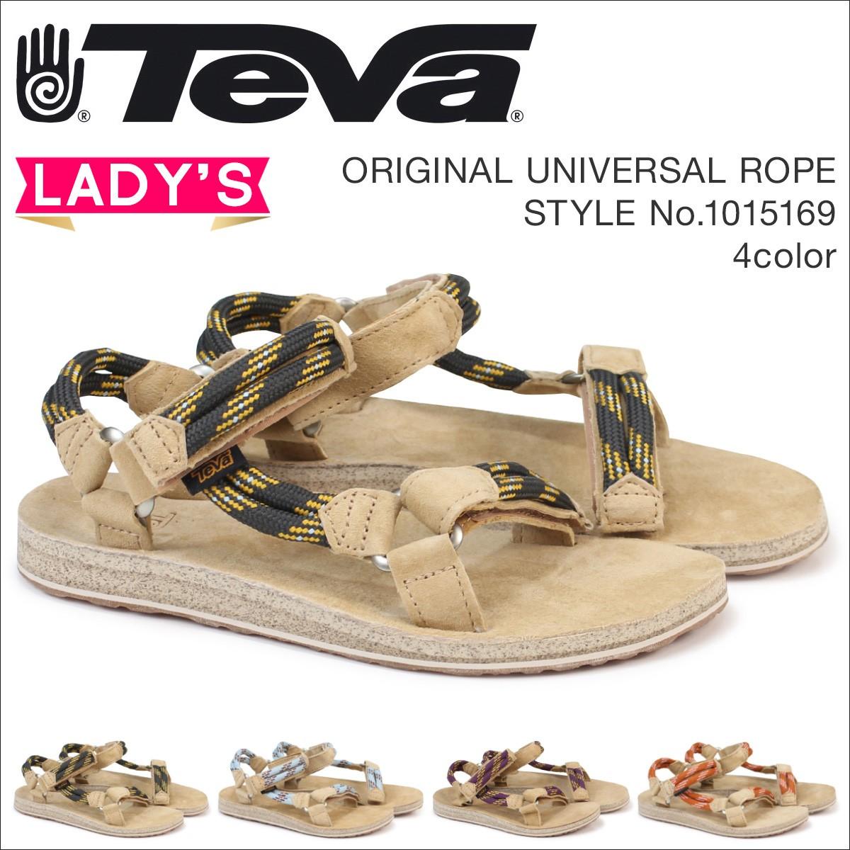 Teva テバ サンダル レディース オリジナル ユニバーサル ロープ ORIGINAL UNIVERSAL ROPE WOMEN 1015169 [3/14 新入荷]
