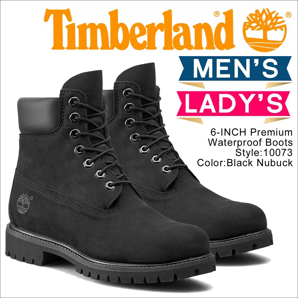 ティンバーランド 6インチ メンズ レディース Timberland ブーツ プレミアム ウォータープルーフ 6