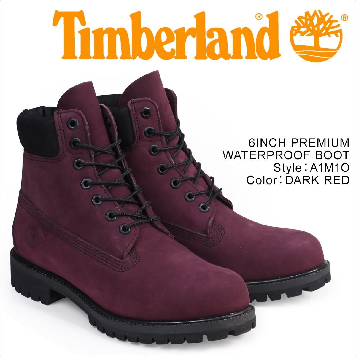 ティンバーランド 6インチ メンズ Timberland ブーツ 6INCHI PREMIUM WATERPROOF BOOTS A1M1O W
