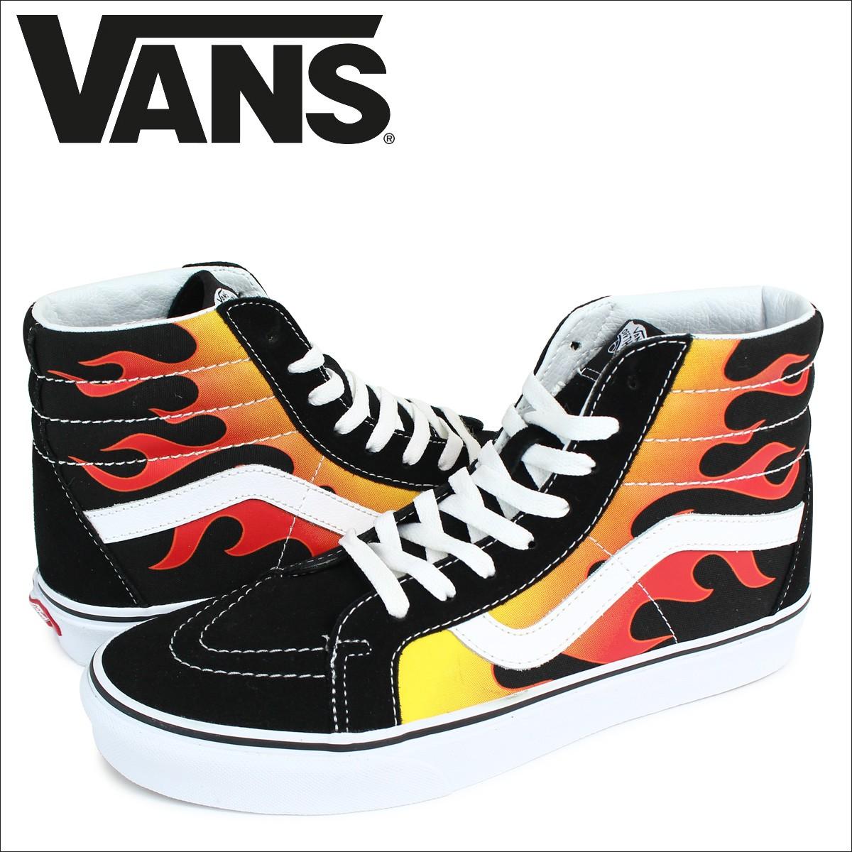 VANS SK8-HI スニーカー メンズ バンズ ヴァンズ スケートハイ REISSUE VN0A2XSBPHN 靴 ブラック