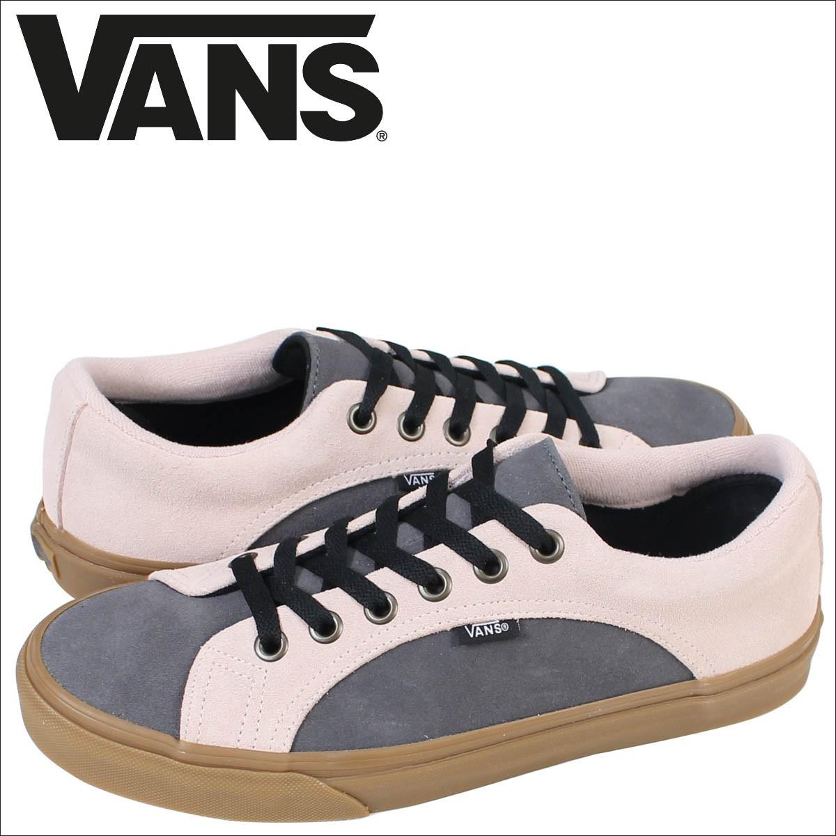 VANS ランピン スニーカー メンズ バンズ ヴァンズ LAMPIN VN0A38FIOIO 靴 ピンク