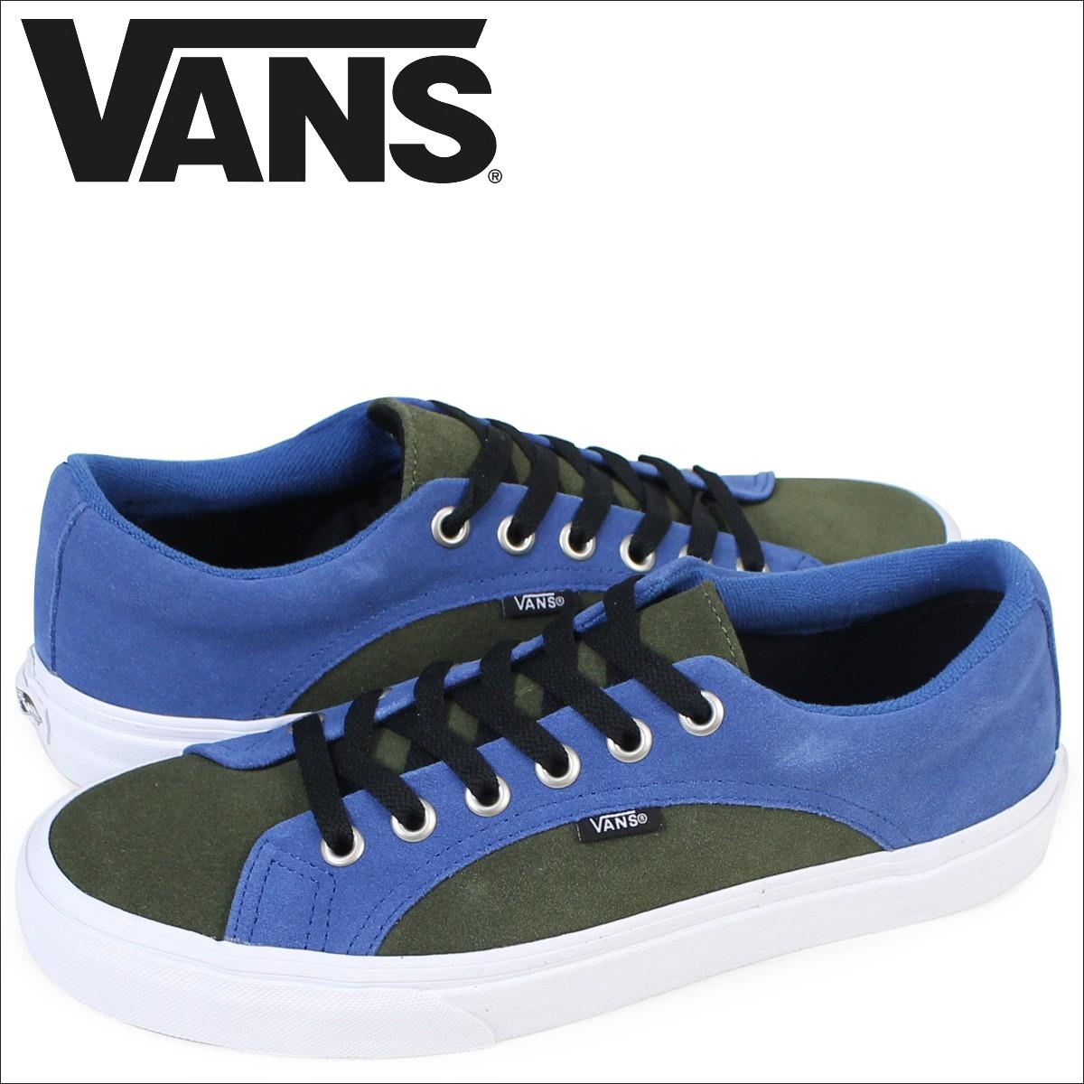 VANS ランピン スニーカー メンズ バンズ ヴァンズ LAMPIN VN0A38FIOSU 靴 ブルー [1/23 追加入荷]