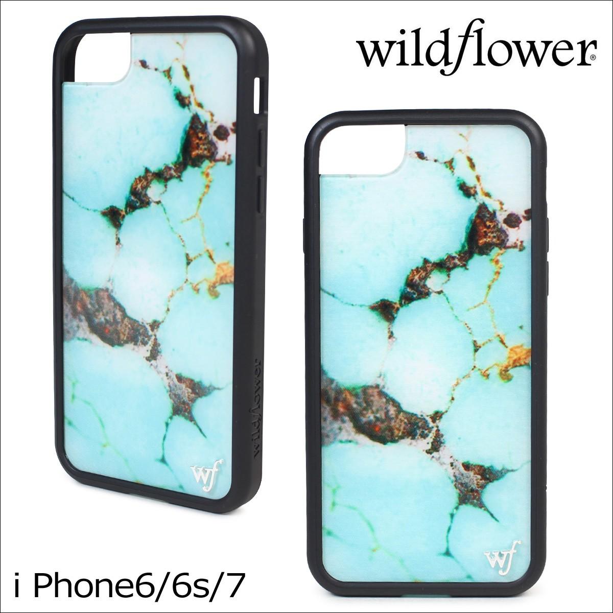 wildflower ケース スマホ iPhone7 ワイルドフラワー iPhoneケース 6s アイフォン レディース ハンドメイド [8/29 再入荷] [ネコポス可]
