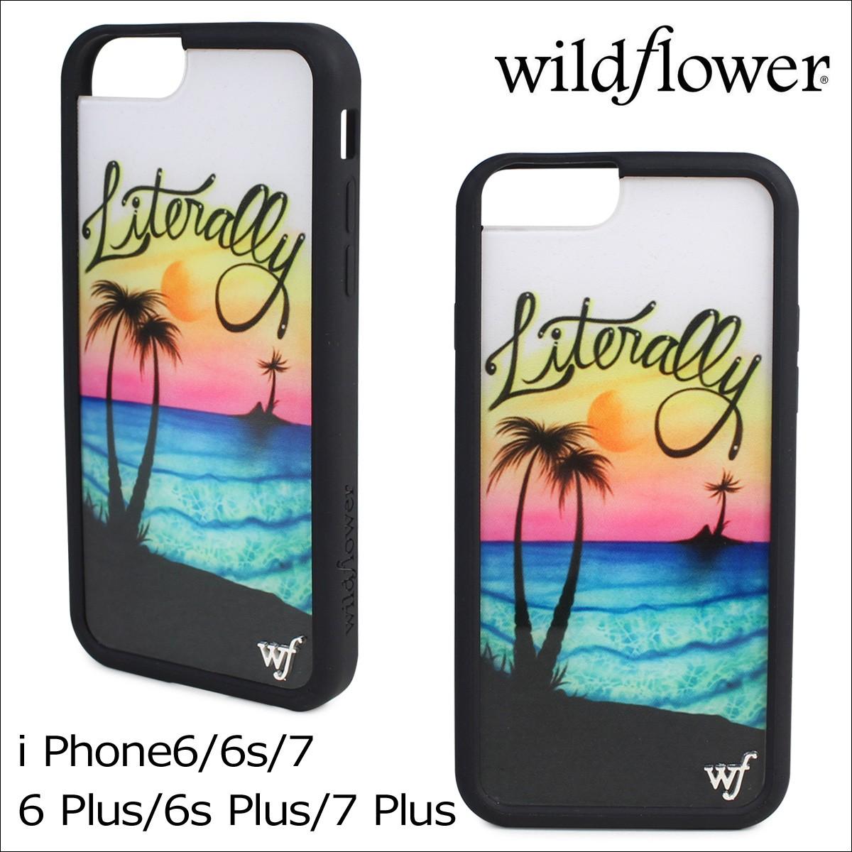 wildflower ケース スマホ iPhone7 Plus ワイルドフラワー iPhoneケース 6 6s アイフォン レディース ハンドメイド