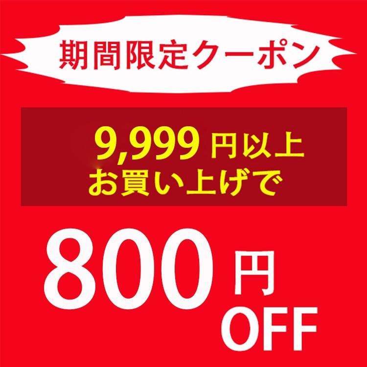 9999円以上のお買い上げで800円OFF!!