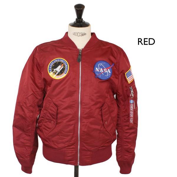 アルファ インダストリーズ ALPHA INDUSTRIES メンズ L-2B NASA ミリタリー フライト ジャケット アウター ブルゾン 長袖 米軍 宇宙 アメリカ ブランド 男性用 socalworks 08