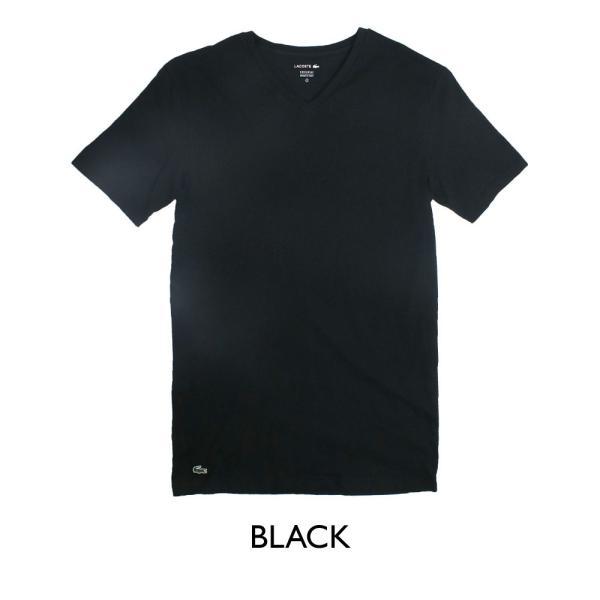 ラコステ LACOSTE メンズ MENS 半袖 コットン ワニ ワンポイント Vネック Tシャツ 大きいサイズ ブランド 男性用|socalworks|06