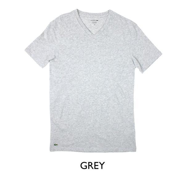 ラコステ LACOSTE メンズ MENS 半袖 コットン ワニ ワンポイント Vネック Tシャツ 大きいサイズ ブランド 男性用|socalworks|07