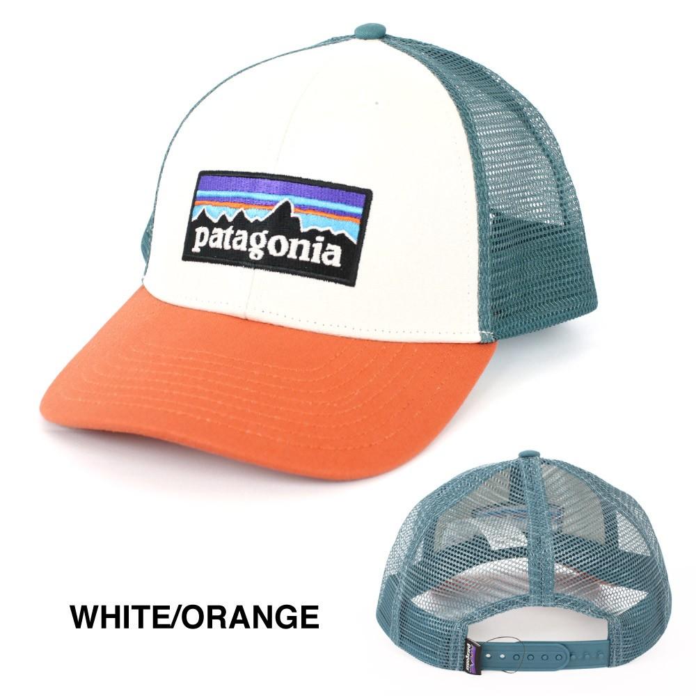 Patagonia P,6 ユニセックス メンズ レディース ローキャップ メッシュスナップバック LoPro Trucker Hat