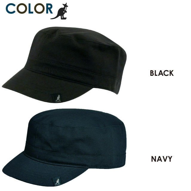 Cotton Adjustable Army Cap CARDINAL アーミーキャップ ワーク