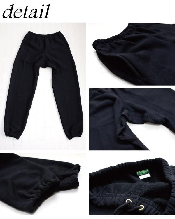 セール %OFF キャンバー CAMBER SWEAT PANT スウェット パンツ 裏起毛 メンズ ( 男性用 ) ( 233 )