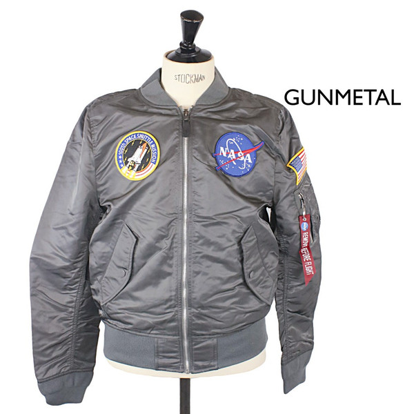 アルファ インダストリーズ ALPHA INDUSTRIES メンズ L-2B NASA ミリタリー フライト ジャケット アウター ブルゾン 長袖 米軍 宇宙 アメリカ ブランド 男性用|socalworksjg|07