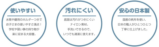 QNORQ_三つの特徴