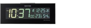 デジタル時計 Iroria イロリア LED 置時計 掛時計 特徴