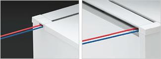 CZRシリーズ/両袖デスク 特徴