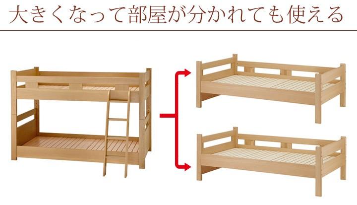 二段ベッド イトーキ