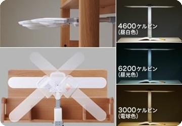 LED照明の3段階調光