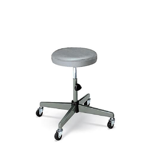 作業用チェア 作業椅子 背なし キャスター ステップなし コクヨ