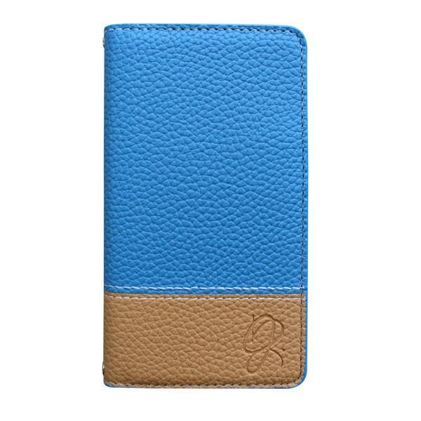 スマホケース 手帳型 全機種対応 エンボス バイカラー 手帳型ケース iPhoneXs googlepixel3a xl SO-02L F01L 705KC Xperia1 AQUOS R3 ケース カバー 携帯ケース soleilshop 13