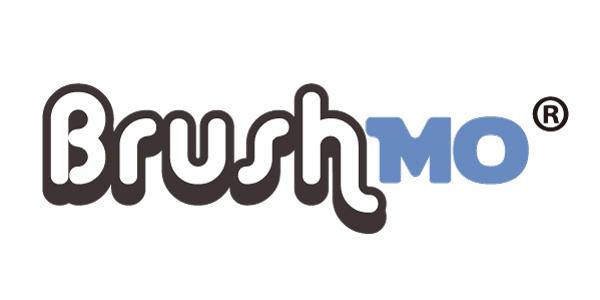 BRUSHMO(ブラシモ) ロゴ