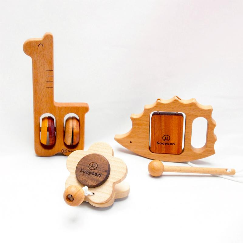 木製楽器おもちゃ