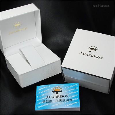 ジョンハリソン J.HARRISON は人気の機械式時計のブランドです リーズナブルだけど高品質・高機能 おすすめです ペアウォッチも大変人気があります