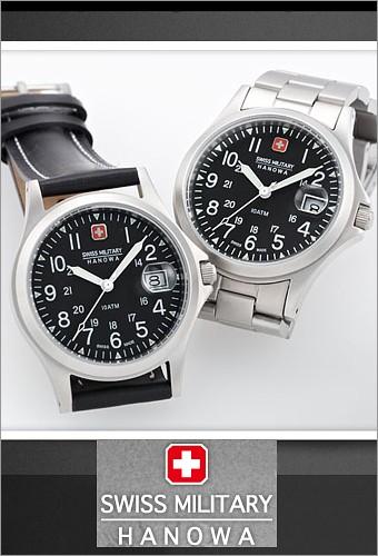 SWISSMILITARY スイスミリタリー 腕時計 正規輸入品