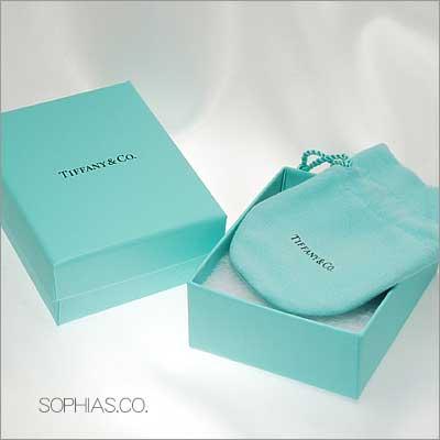 TIFFANY&CO ティファニー オリジナル化粧箱 画像