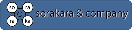ドローンDJI関連商品専門SORAKARA ロゴ