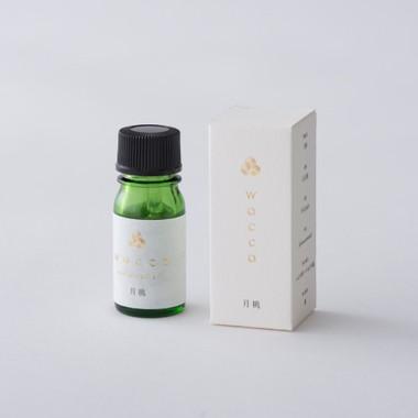 日本のエッセンシャルオイル月桃の香り