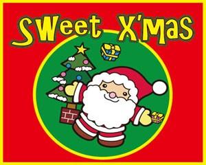 クリスマスブーツ サンタ スウィートクリスマス